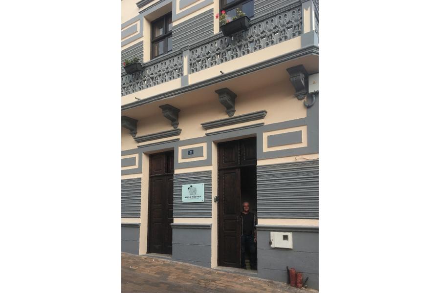 grib Villa Nestor Gran Canaria gevel