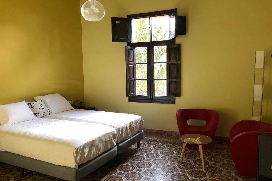 grib Villa Nestor Gran Canaria kamer Amarillo 1 fotograaf Jord Visser