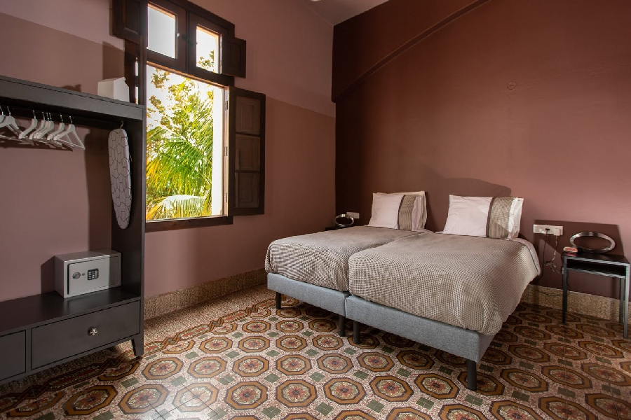 grib Villa Nestor Gran Canaria kamer Morado 1 fotograaf Jord Visser
