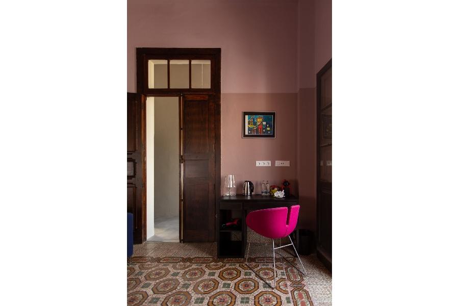 grib Villa Nestor Gran Canaria kamer Morado 2 fotograaf Jord Visser