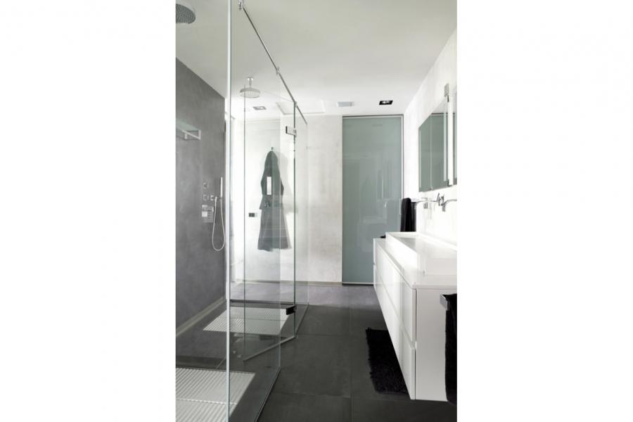 grib appartement Amsterdam badkamer 1