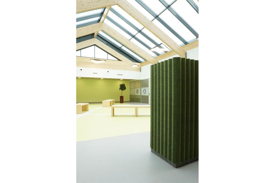 grib MCHS entree atrium