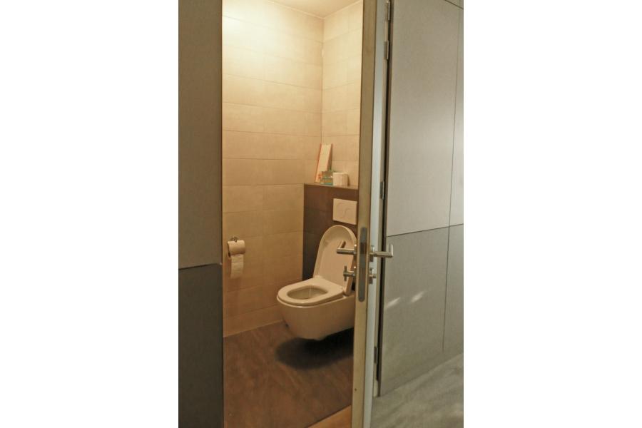 grib zorgboerderij t Daalders Plakje kastenwand toilet